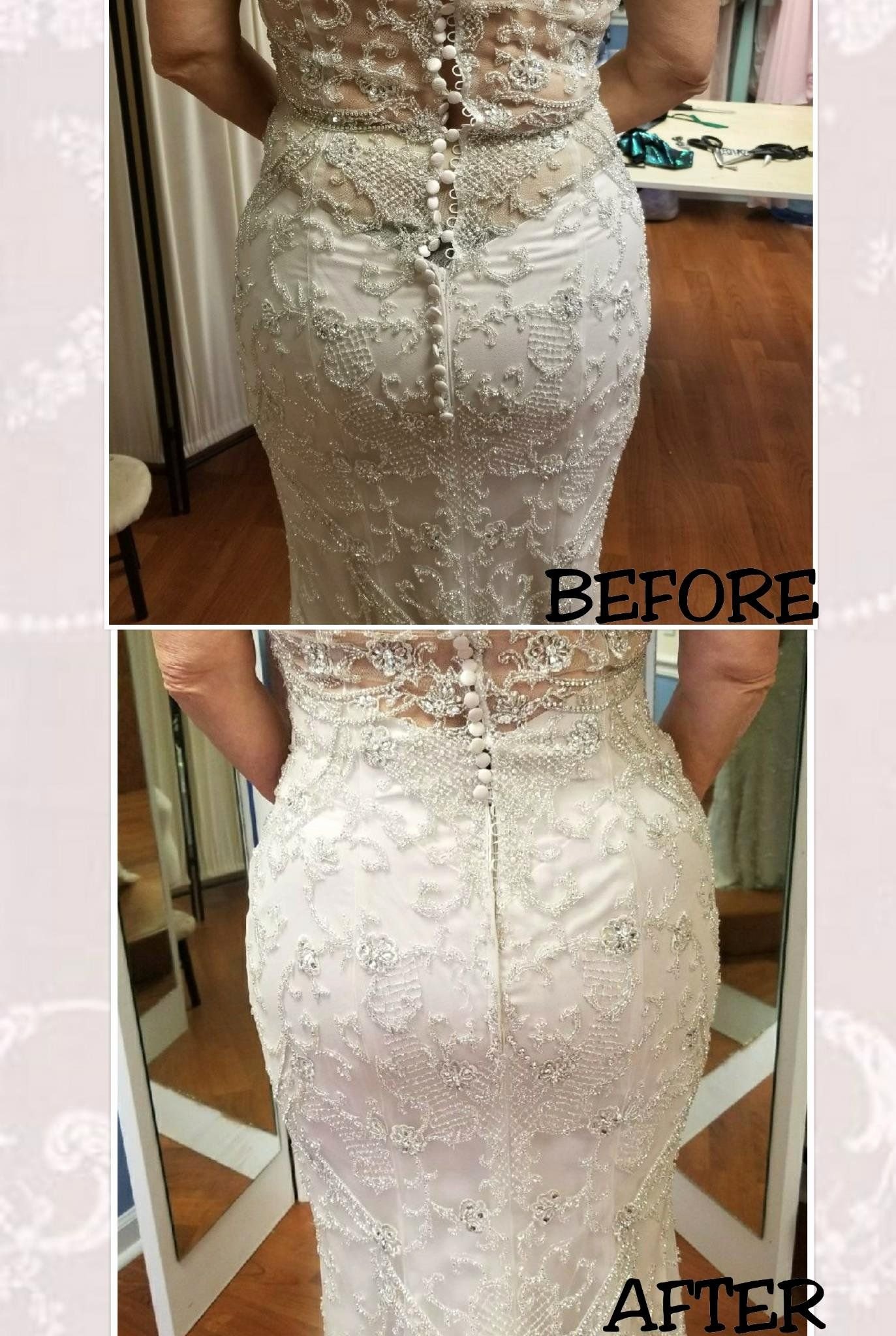 Average Cost for Wedding Dress Alterations in 2020 Dress