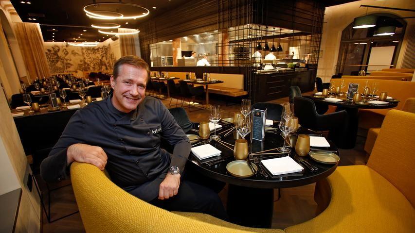 Unter Anderem Das Imperial Von Alexander Herrmann Ist Ausgezeichnet Worden Bestes Restaurant Restaurant Italienische Restaurants