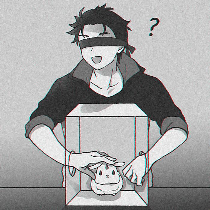 [Media] Subaru playing Daphne's Sensory blindfold game
