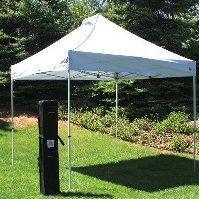 Undercover 10 X 10 Foot Lightweight Recreation Aluminum Outdoor