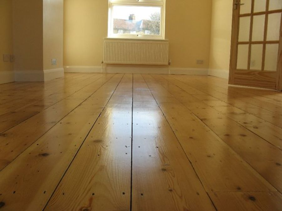 Floor Varnishing Floorboards Varnishedpainted Pinterest