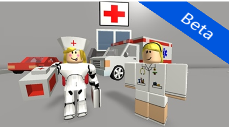 Hospital Roleplay 4 0 Beta Cafe Toilets Roblox Roleplay