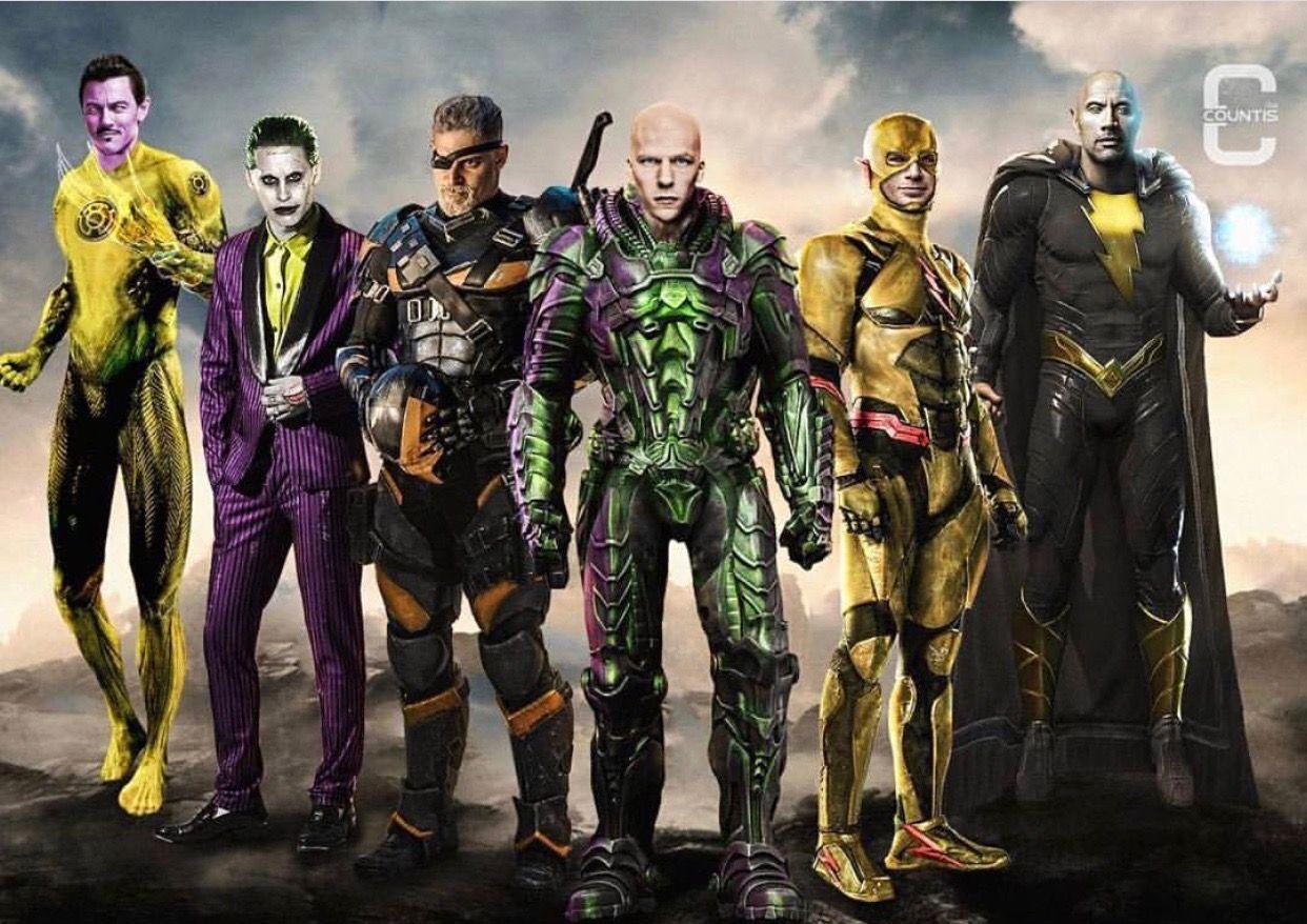 Legion of Doom IG- countilsa | Marvel n dc, Superhero ...