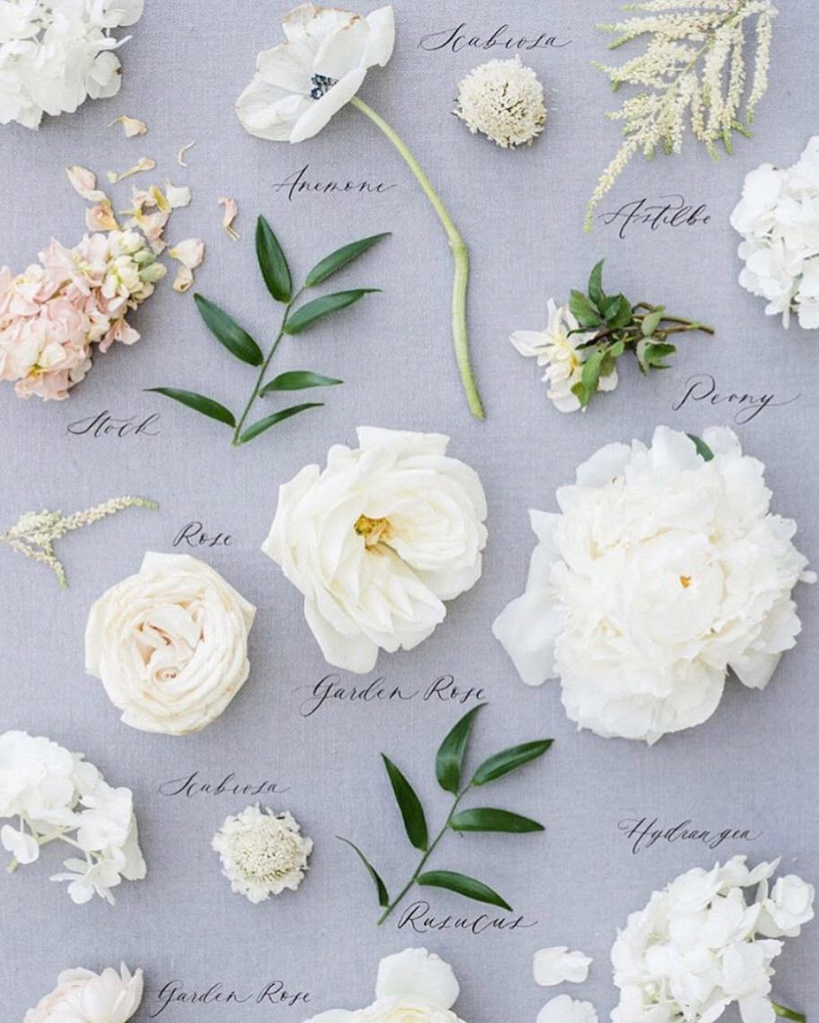 Flower Power Bouquet Preservation Meets Calligraphy
