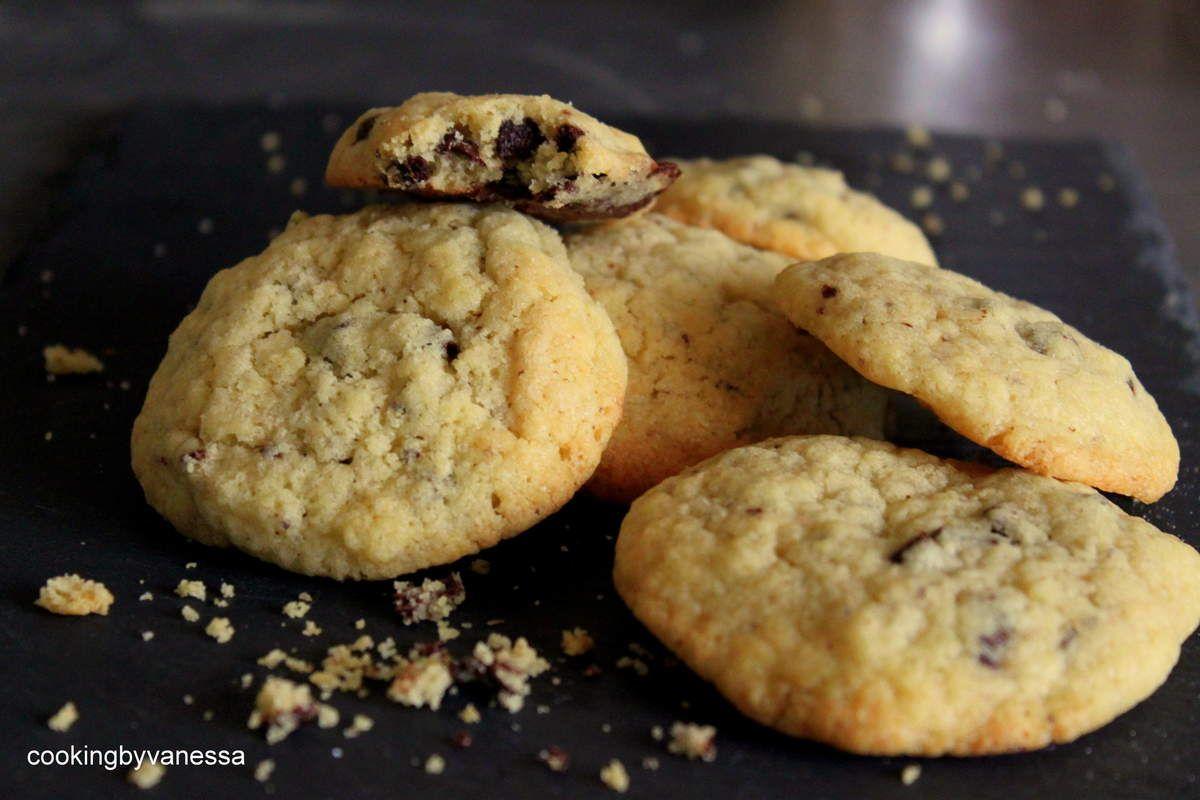 Cookies classiques aux pépites de chocolat