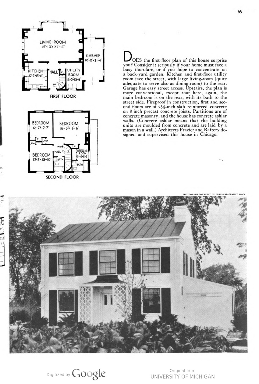 New Ideas For Building Your Home From Better Homes Gardens Full View Hathitrust Digital Library Better Homes Gardens Better Homes Home And Garden