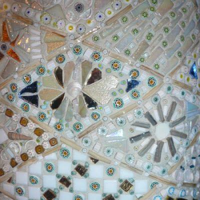 НЕОБЫЧНАЯ МОЗАИКА: Волшебный мир мозаики. Душана Бравура