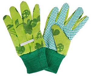 Pair Of Childs Gardening Gloves Kids Gardening Gloves Gardening