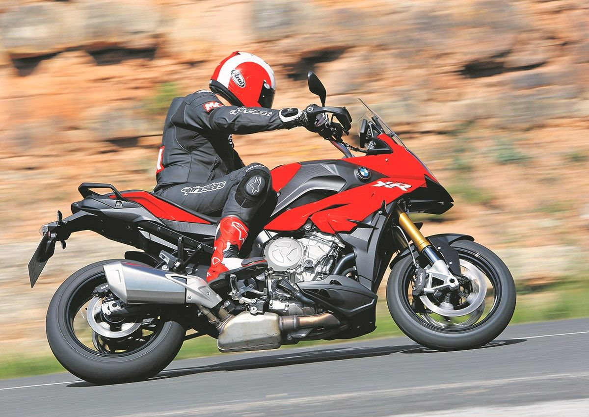 Bmw S1000xr 2015 On Review Mcn Bmw S1000xr Adventure Sport