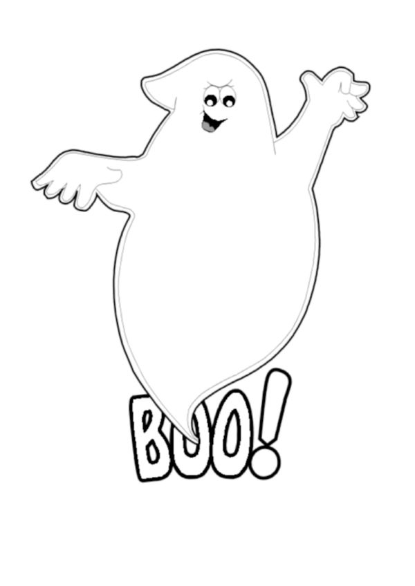 Dibujos para Colorear Halloween 16 | Dibujos para colorear para ...