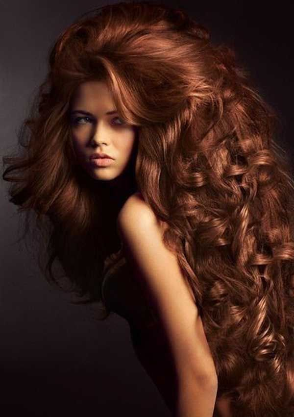 big brown curly hair - Google Search