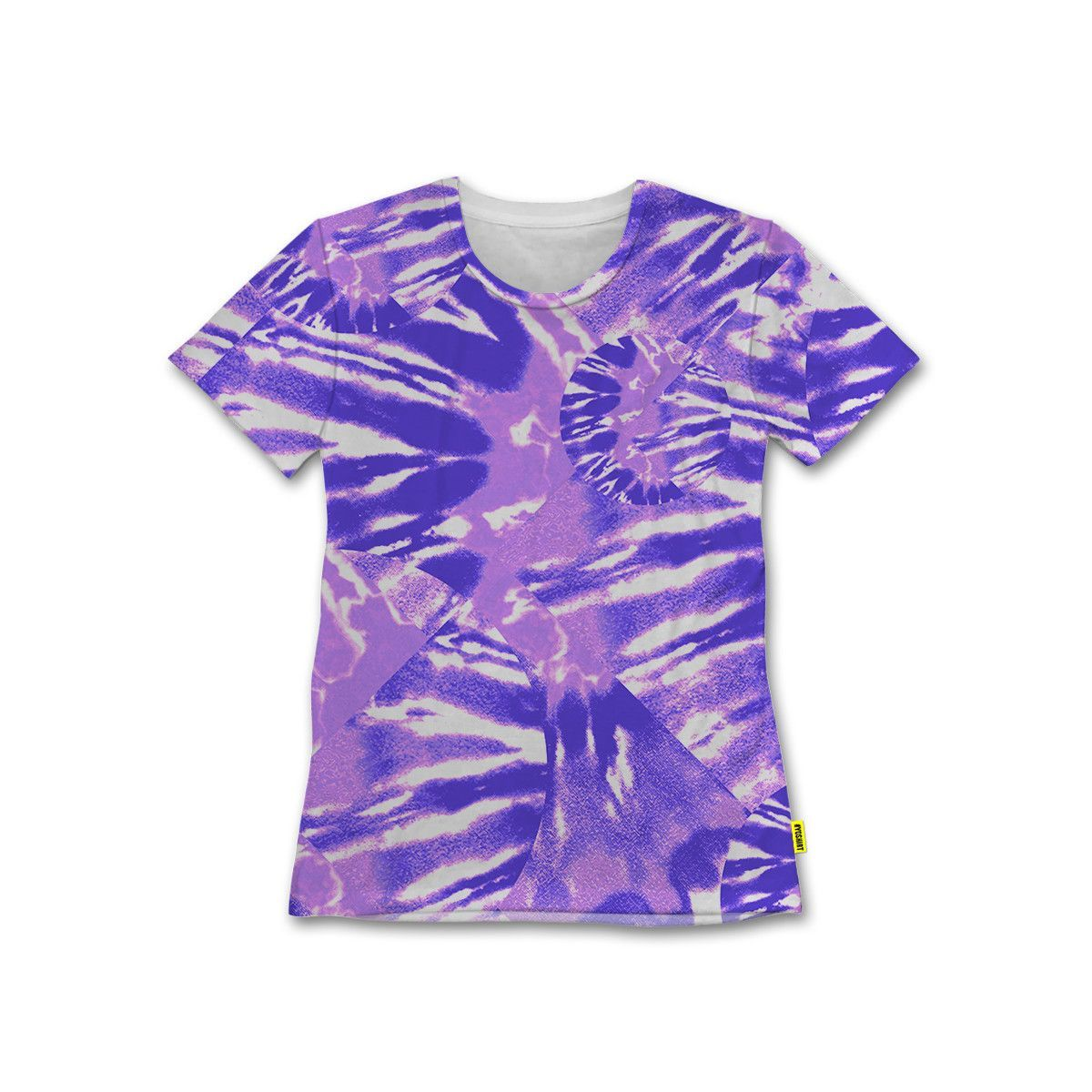 To Dye For - Women's Crew Tshirt - Yoshirt Collection