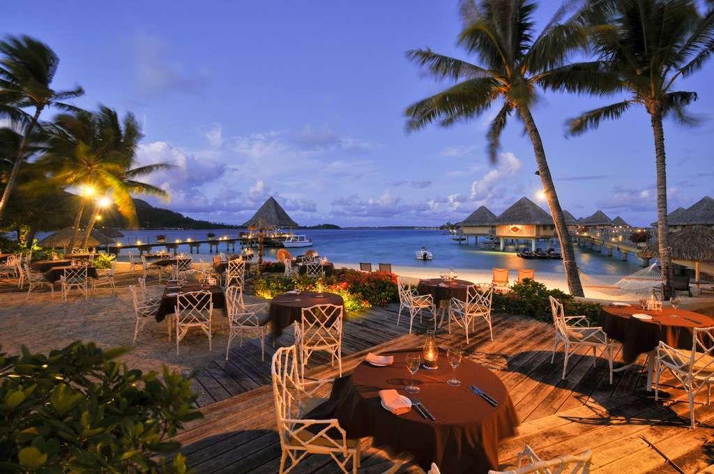 The Restaurant Intercontinental Bora Le Moana Resort