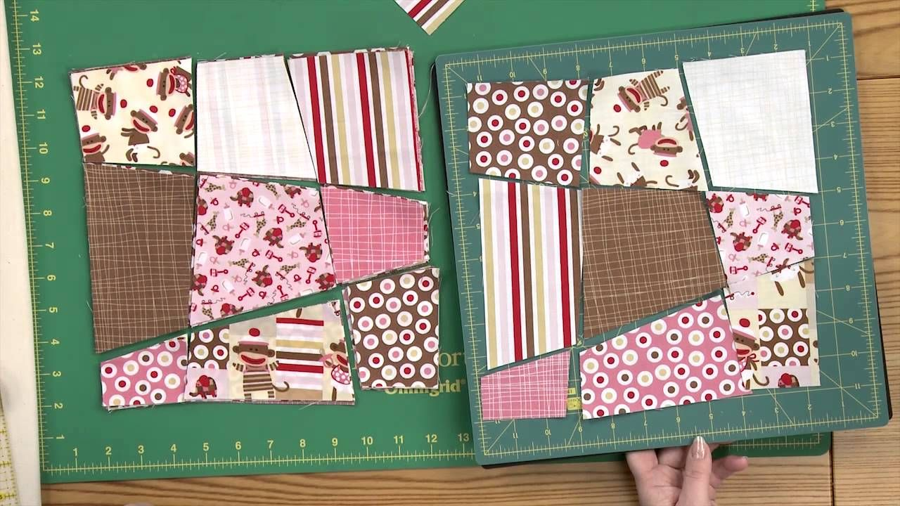 Zoe's Play Day Quilt Tutorial - similar to crazy quilt, 9 ... : making a crazy quilt - Adamdwight.com