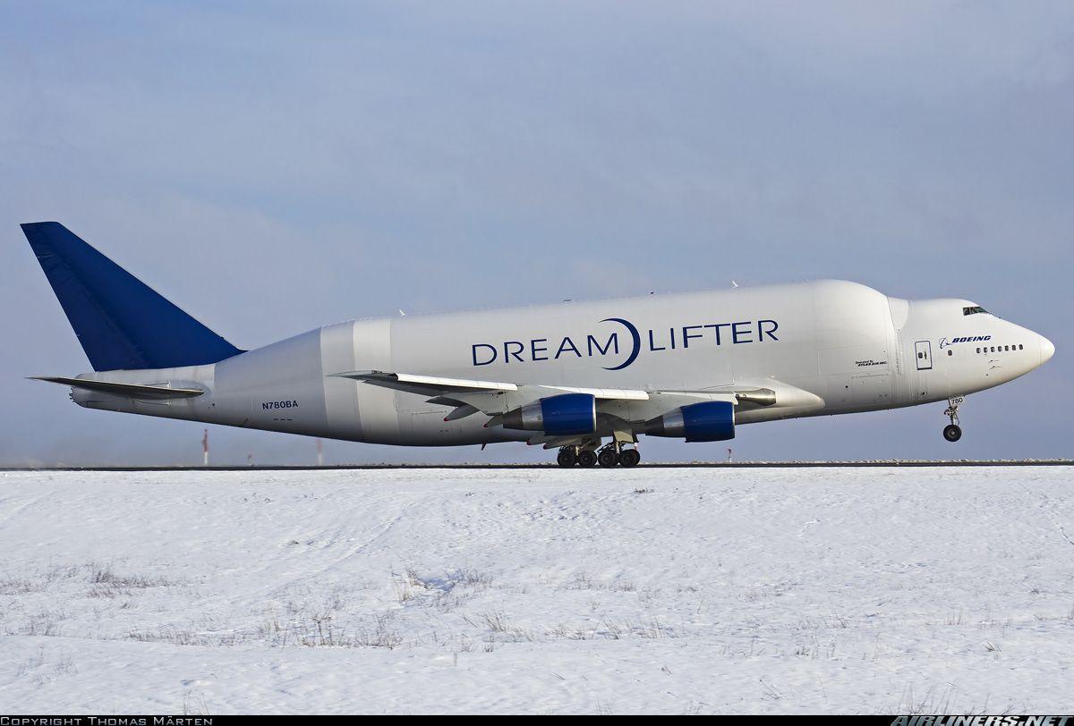 Boeing 747-409(LCF) Dreamlifter
