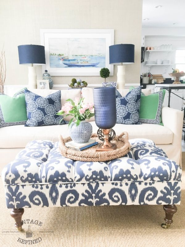 25 Gorgeous White And Blue Living Room Ideas For Modern Home Blue Living Room Decor White Living Room Decor Living Room White