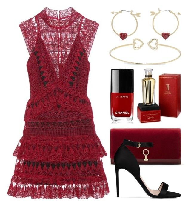 Valentine S Day Outfit Only 3043 My Polyvore Finds Pinterest