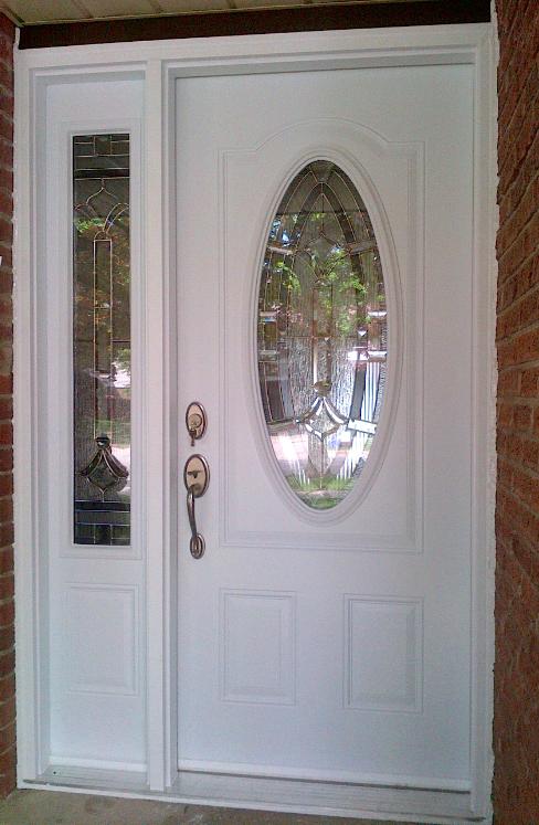 Exterior Door High Security Steel Door