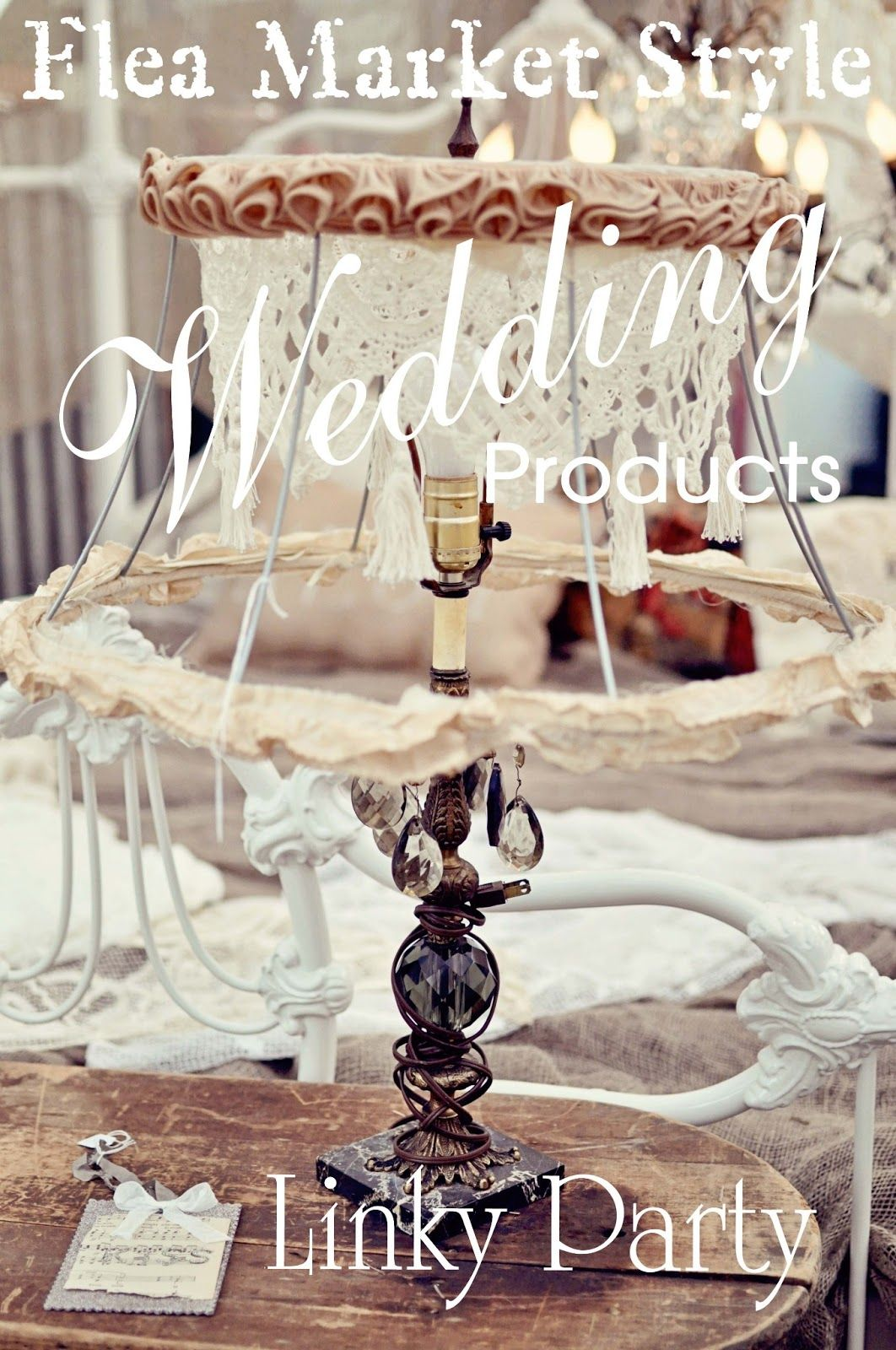 Counting Your Blessings Flea Market Style Wedding Marketing Flea Market