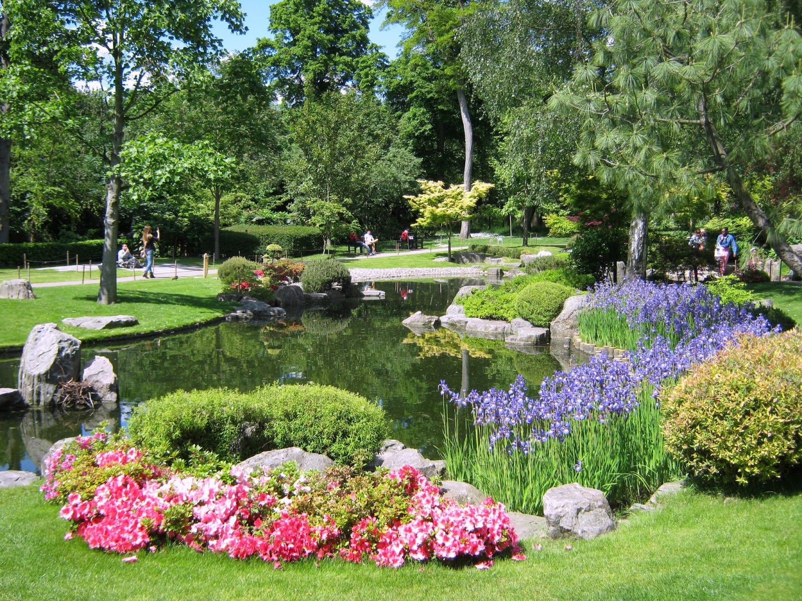 London, Holland Park Another Magnificent Day In London Town The