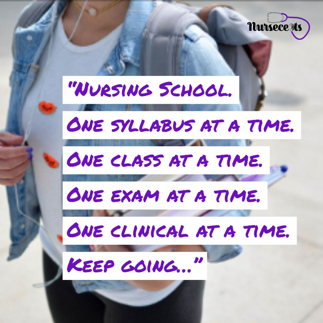 35 Inspirational And Motivational Quotes For Nursing Students Nursecepts Nurse Quotes Inspirational School Motivation Quotes Nurse Quotes