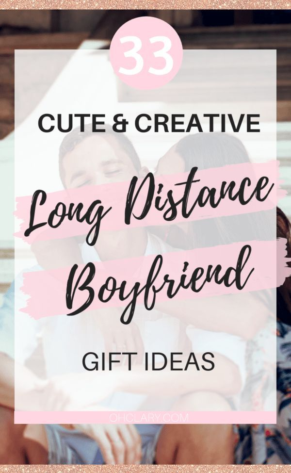 33 Cute Gifts For Long Distance Boyfriend To Surprise Your Man With Distance Relationship Gifts Long Distance Relationship Gifts Boyfriend Gifts Long Distance
