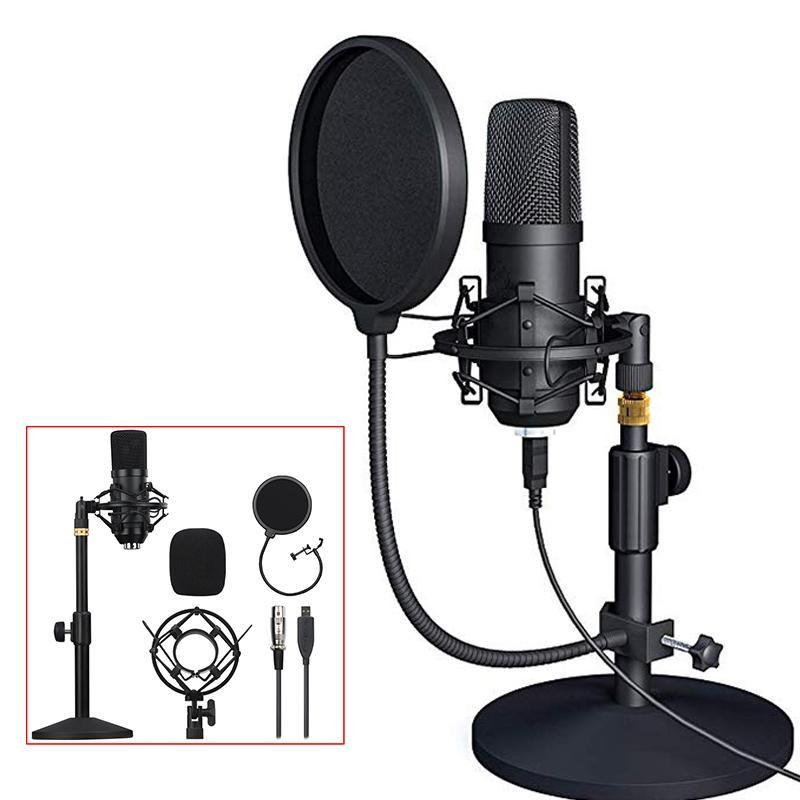 Vlog Camera asmr condenser microphone for vlogging | Best usb microphone,  Gaming microphone, Vlogging camera