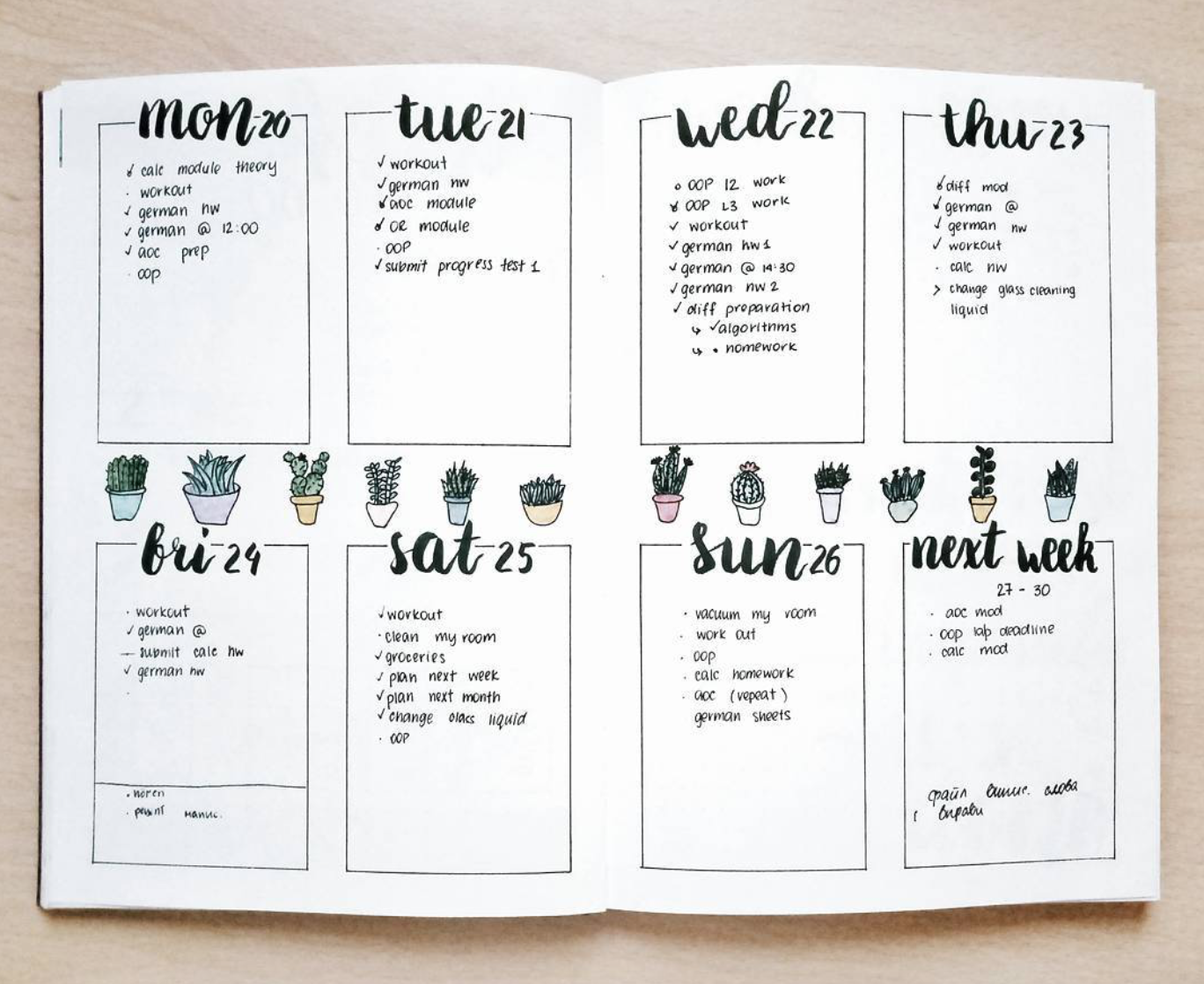 how to start a bullet journal buzzfeed