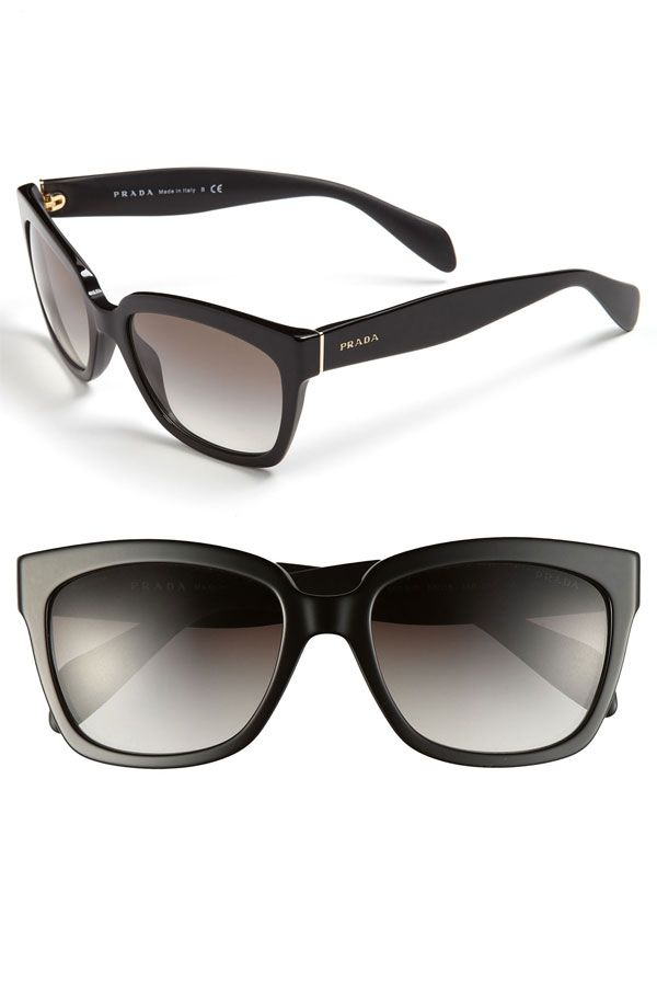 28130970ed9 Prada PR07PS 56mm Sunglasses