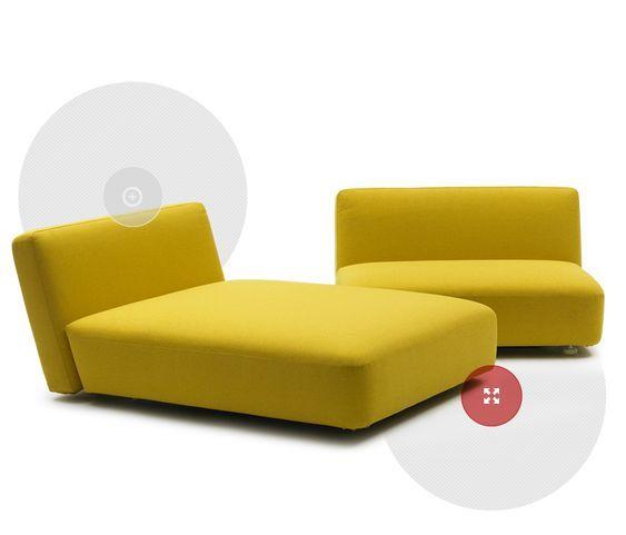 Divani e divani letto Campeggi s.r.l. | Divano | Pinterest | Garden ...