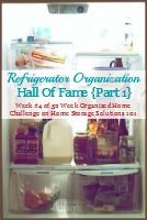Organizing Refrigerator And Freezer Challenge: Step By Step Instructions
