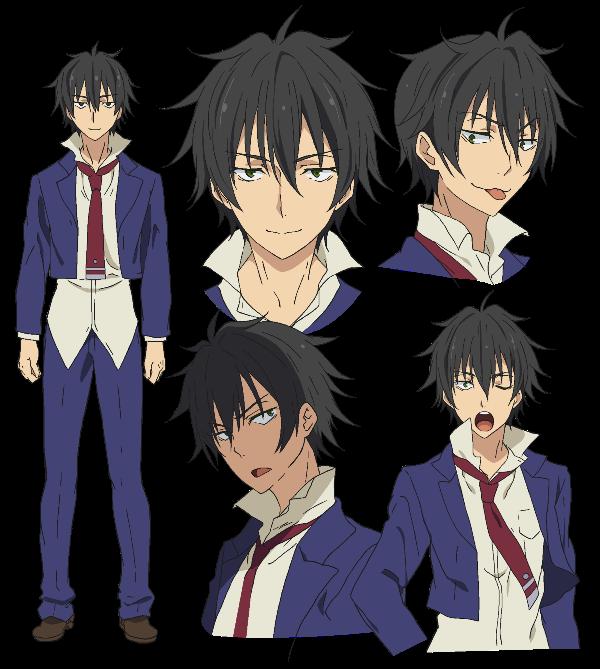 Fudou Nomura Tv Anime Busou Shoujo Machiavellism Armed Girls Machiavellism Anime Character Design Anime Characters Anime