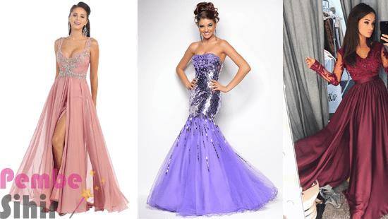2018 Mezuniyet Elbiseleri The Dress Balo Elbiseleri Elbise