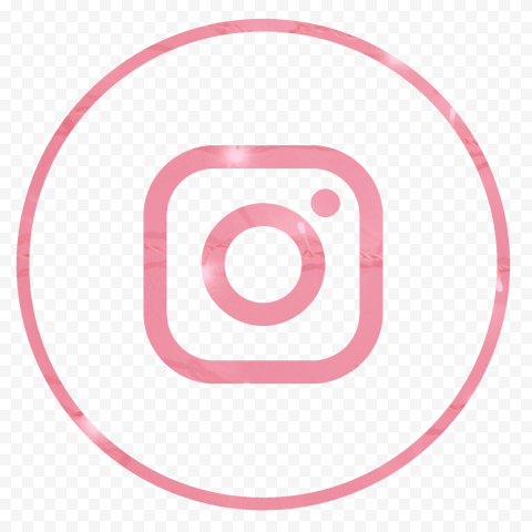 Hd Pink Aesthetic Outline Circular Insta Instagram Logo Icon Png Instagram Logo Logo Icons Pink Aesthetic