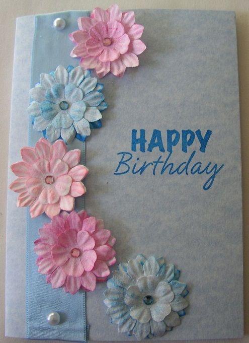 32 Handmade Birthday Card Ideas and Images – Birthday Card Text Ideas