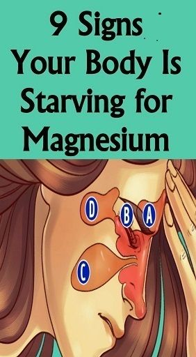 9 Signs Your Body Is Starving for Magnesium