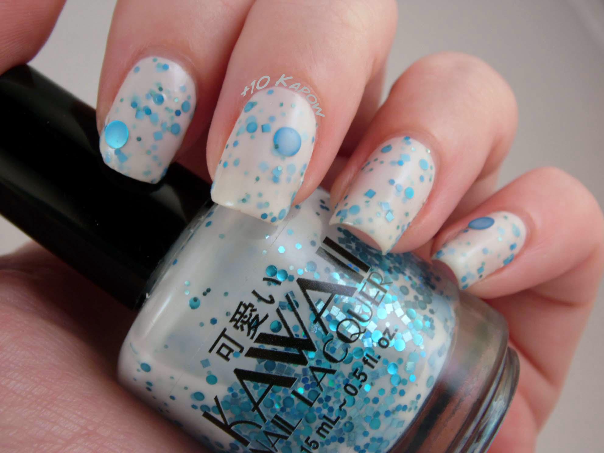 Kawaii Nail Lacquer Siberian Kiss   +10 Kapow Nails   Pinterest ...