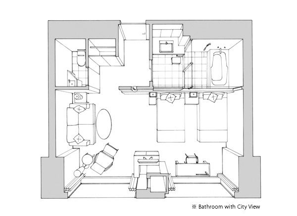 Japanese Plan · Bathroom Design LayoutDesign ...