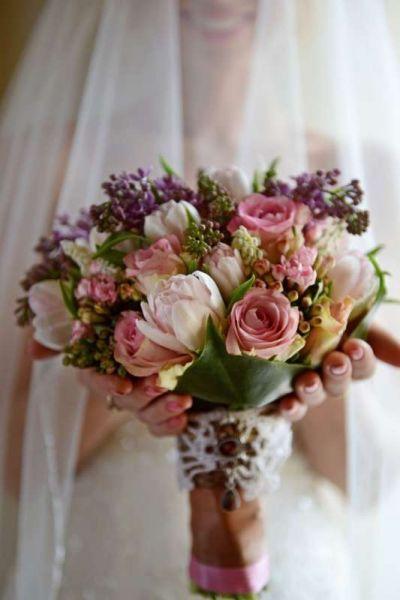 Свадебные тюльпаны, фото 1