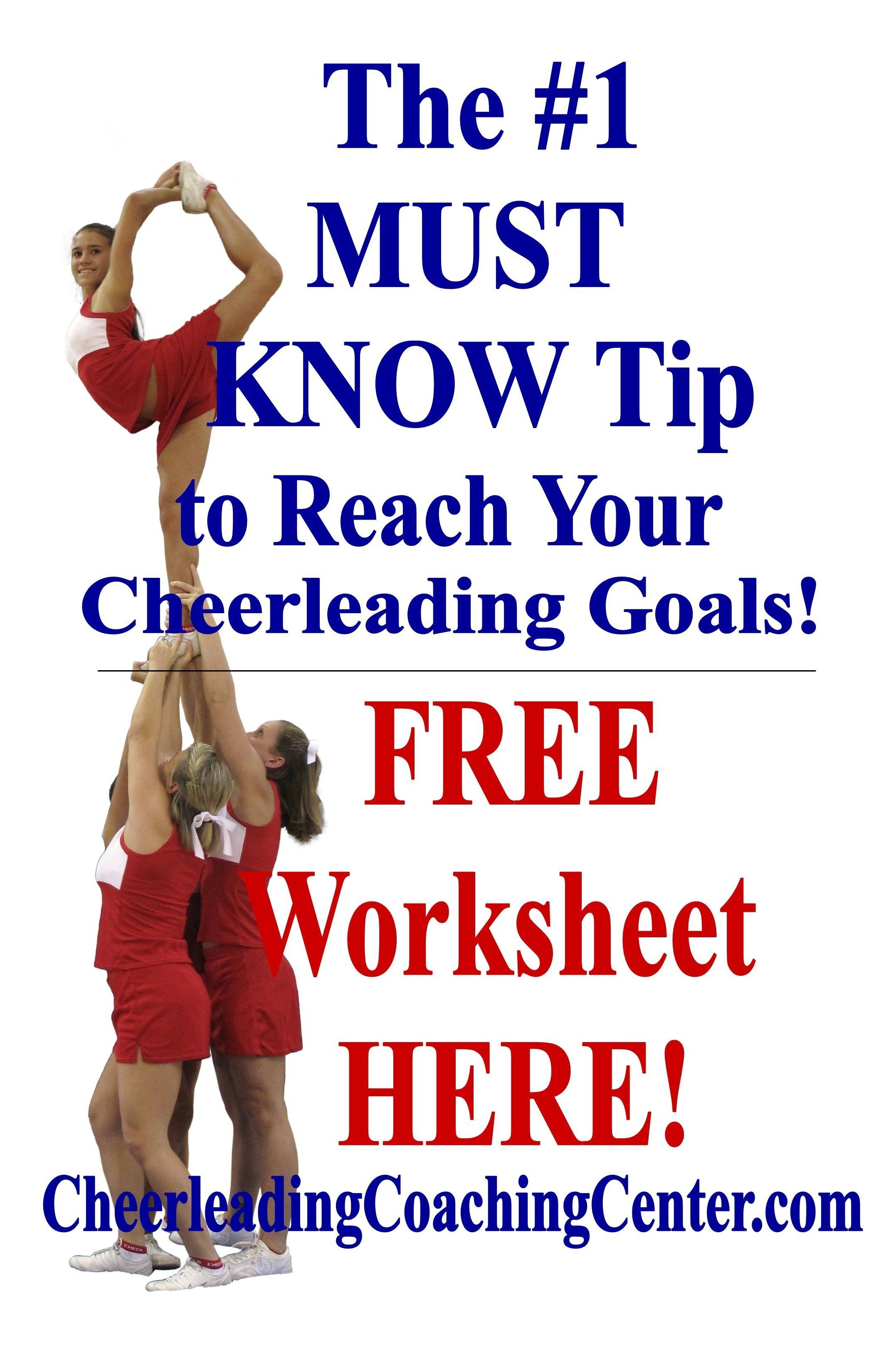 Attention Cheerleading Coaches And Team Moms