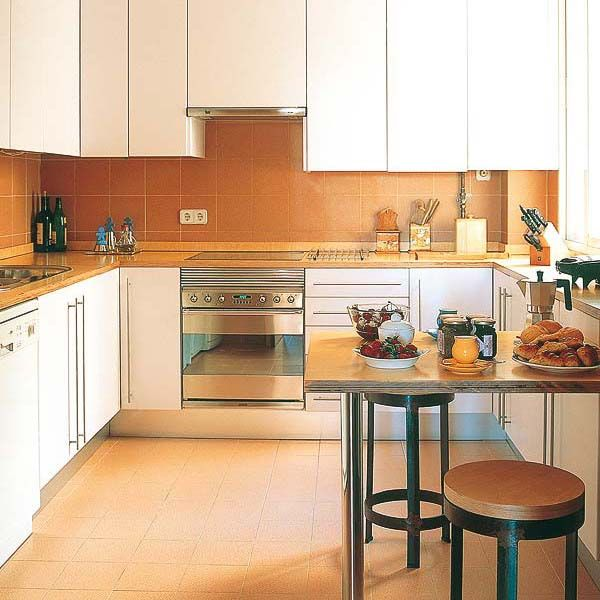 Small Modern Kitchen kitchen design with peninsula, 20 modern kitchen designs for large