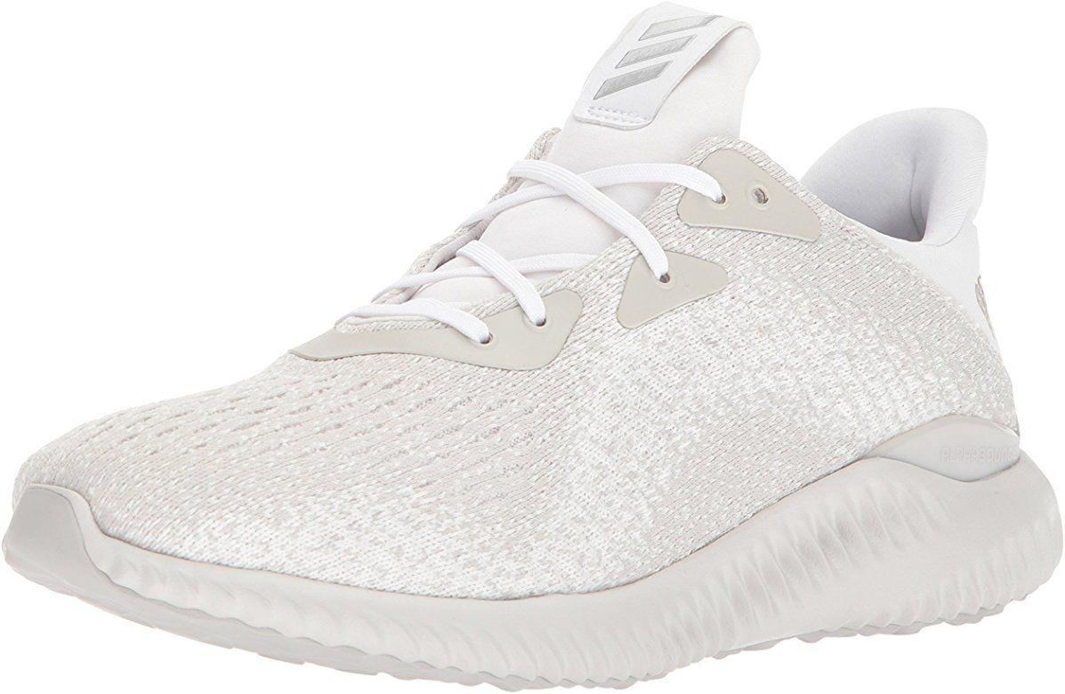 retirarse invierno Especificidad  Amazon.com: adidas Alphabounce Em M Zapatillas de running para hombre,  Blanco, 9: ADIDAS: Shoes   Adidas men, Running shoes fashion, Retro running  shoes