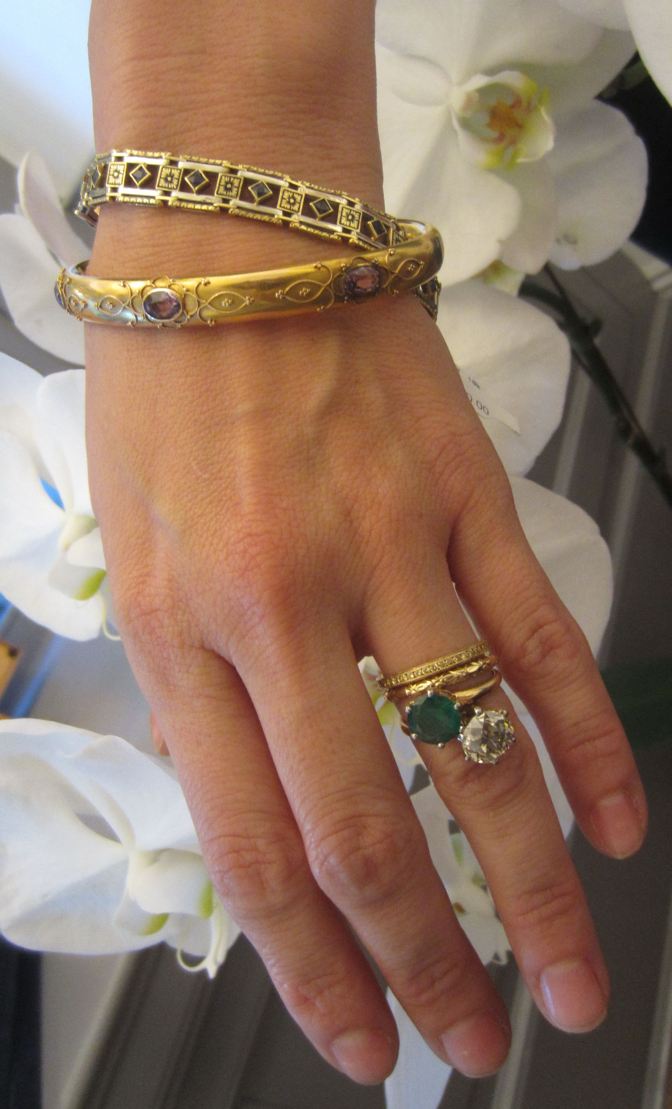 Love The Symbolism Of A Moi Et Toi Engagement Ring A Diamond For