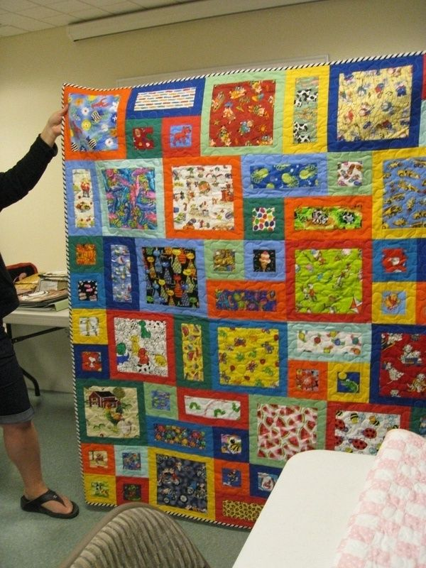 Show And Tell May 2012 Willoughby Hills Quilt Guild I Spy Quilts