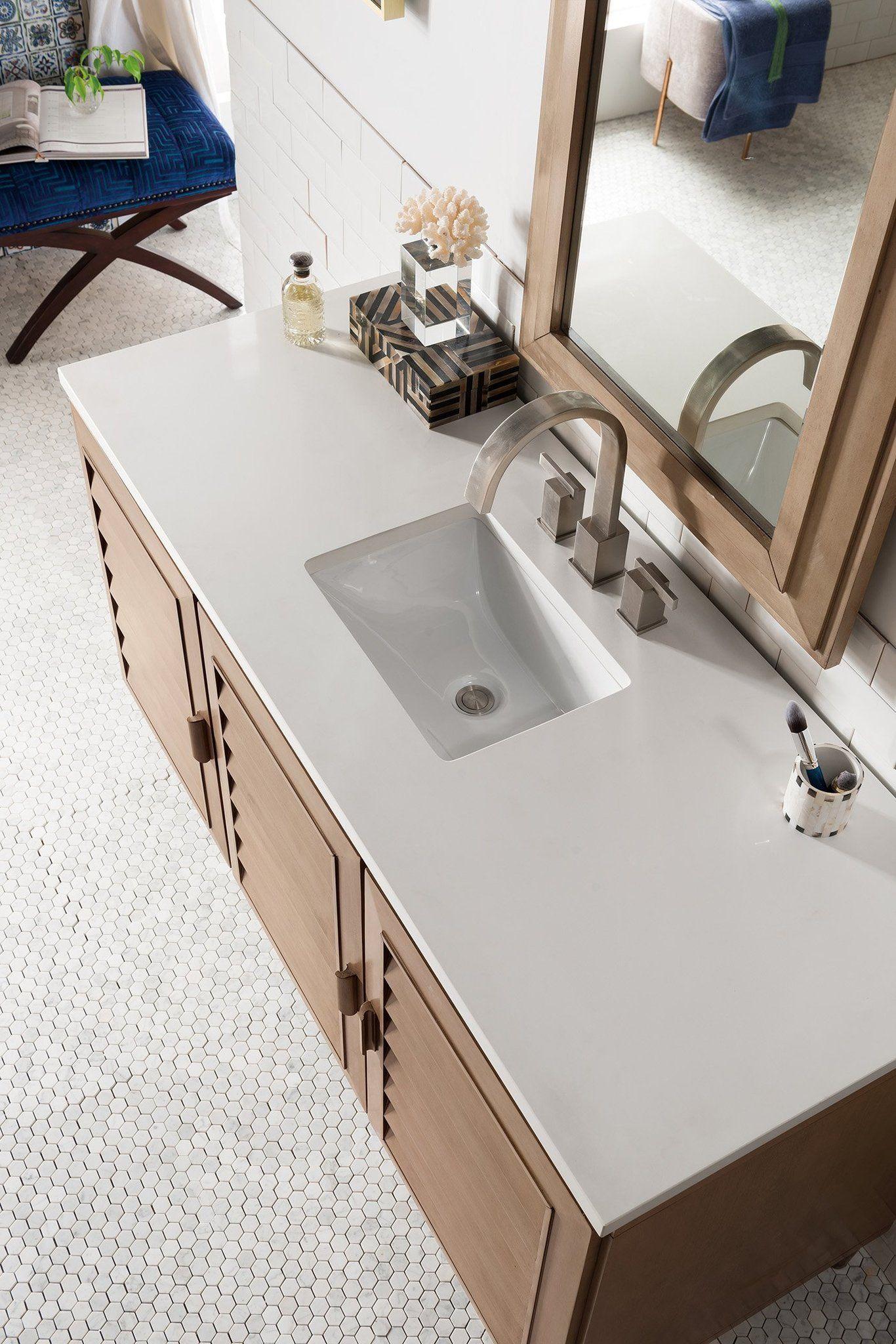 portland 60 single bathroom vanity in 2020 single on replacement countertops for bathroom vanity id=91558
