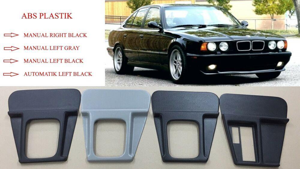 Bumper Cover Trim Panel Left 89-95 BMW 525i//530i//535i//540i//M5