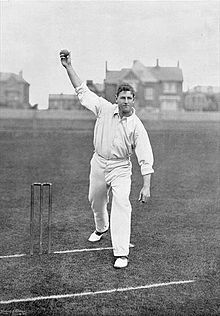 Sammy Woods was Australian born of Irish stock but represented both Australia & England at Test cricket, and England at rugby union including a period as captain. He was part of the first Somerset team to play first class cricket in 1891 & was a genuine fast bowler & free-scoring batsman who was the county's leading run scorer in 1897 & 1899. He was Somerset's first true cricketing great. He made Bridgwater his home and when he died the locals lined the streets of Taunton to say goodbye to…