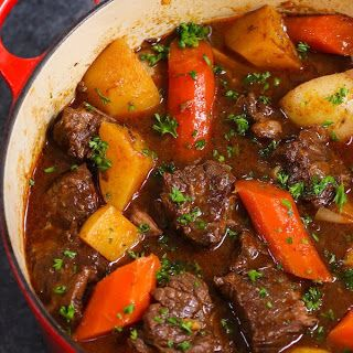 Best Ever Beef Stew Recipe | Yummly