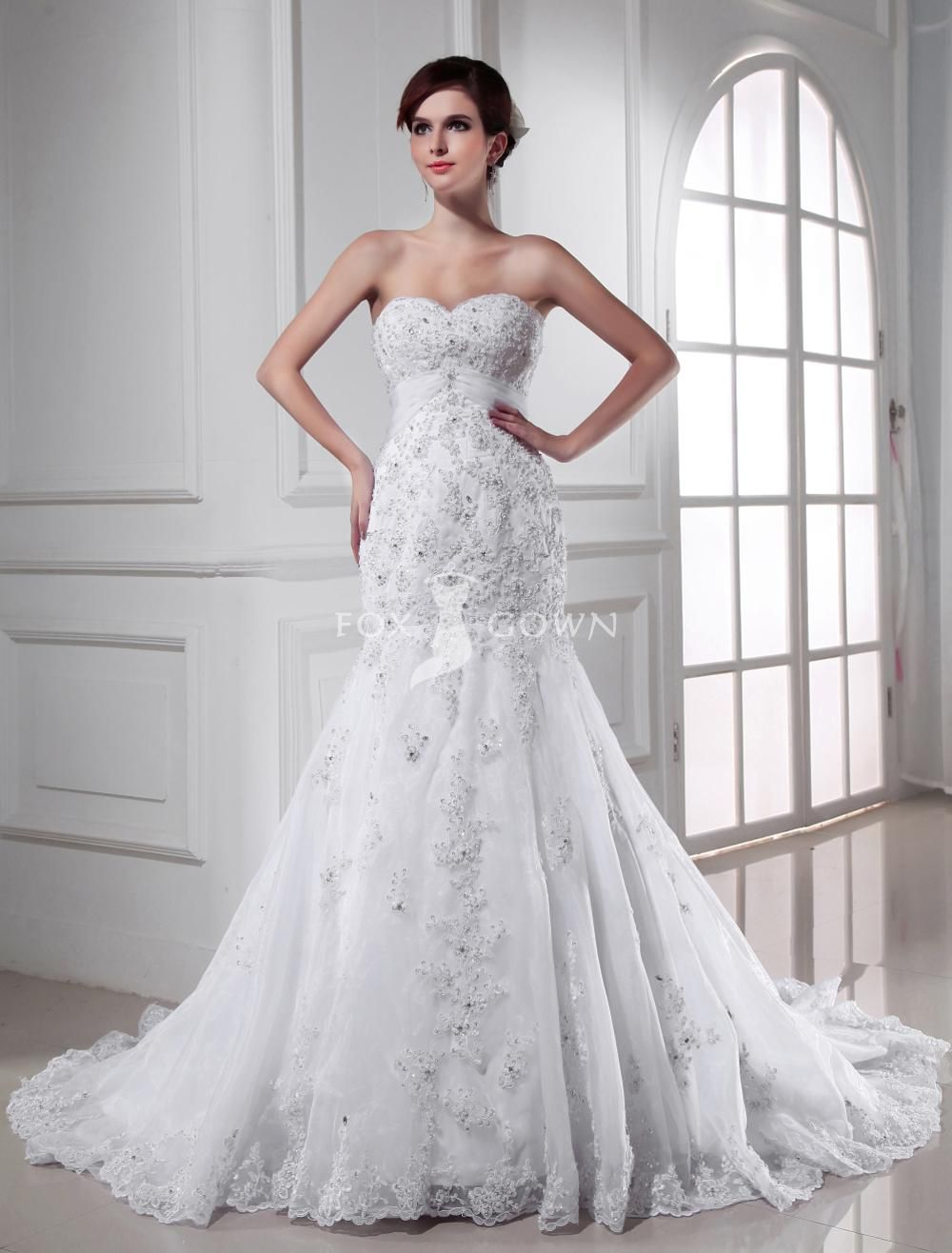 fit and flare wedding dress - Google Search | Wedding stuff ...