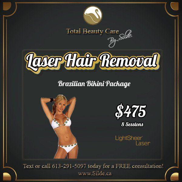 Someone electrolysis hair removal bikini seattle
